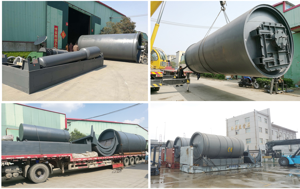abs plastic pyrolysis