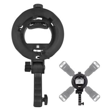 Bracket For S Type Flash Bracket Support Bowens Mount Softbox Light Stand Umbrella Holder Wide Application