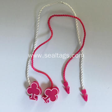 Factory Provided Garment Plastic Tag with String