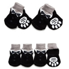 Anti-Slip Knit Dog Socks