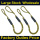 Boats Predator 2 Loop Bungee Dock Rope 4ft
