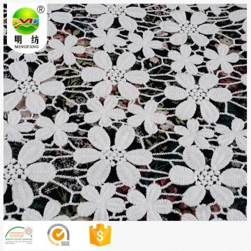 african lace embroidery fabric for wedding dress