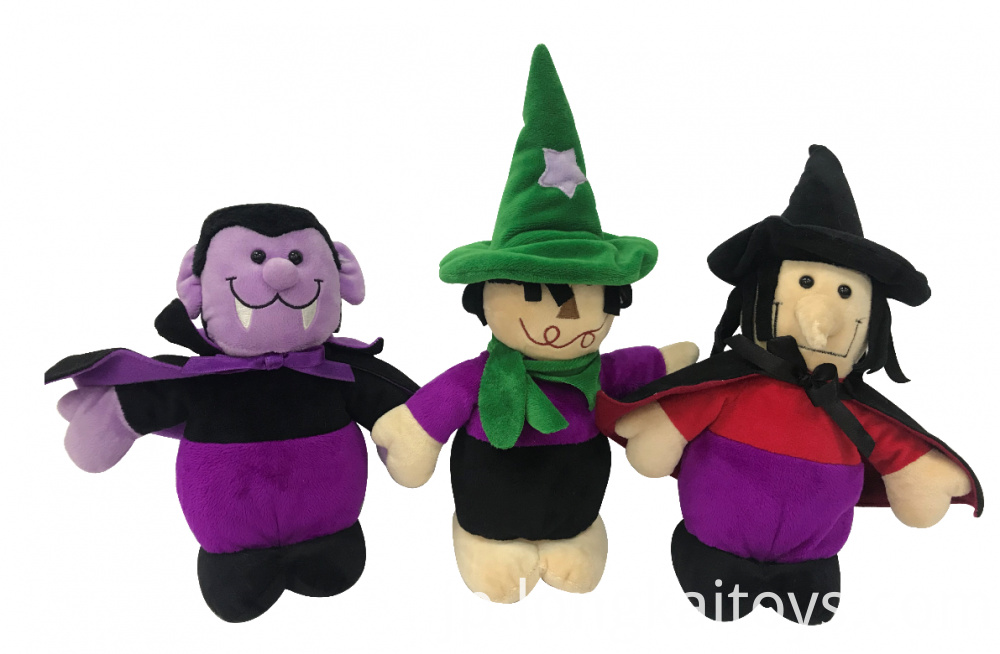Plush Toys For Halloween