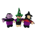 Plush Vampire And Witches