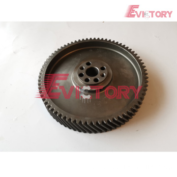 VOLVO D12D idle timing gear crankshaft camshaft gear