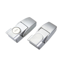 ZDC Matt Chrome Metal Toggle Latch