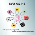 Fingerprint Padlock for Door Luggage Bag