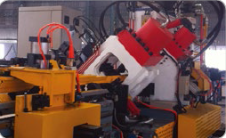 ANGLE TOWER PUNCHING LINE