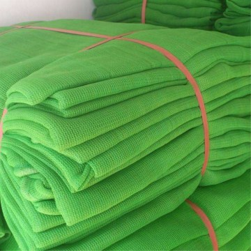100% virgin hdpe green construction safety netting