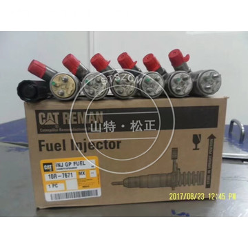 CAT 320D INJ GP FUEL 10R-7671 CAT excavator parts
