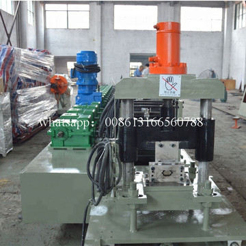 Vineyard Fence Post Roll Forming Machine