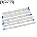 EClyxun 5pcs 40Pin FFC/FPC Flexible Flat Cable 0.5mm pitch 40pin 60mm Isotropy A or Anisotropy B cable,AWM 20624,80C 60V VW-1