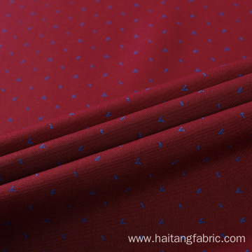 Antistatic Printing Microfiber fabric Suiting Shirting Close