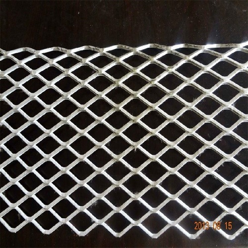 Small Hole Expanded Metal Mesh For Plaster Wall