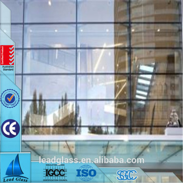 Custom Size Laminated Safety Building Glass