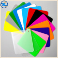 Colorful pp plastic rigid sheet films for packaging