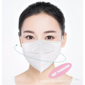 With CE certification kn95 mask with filter