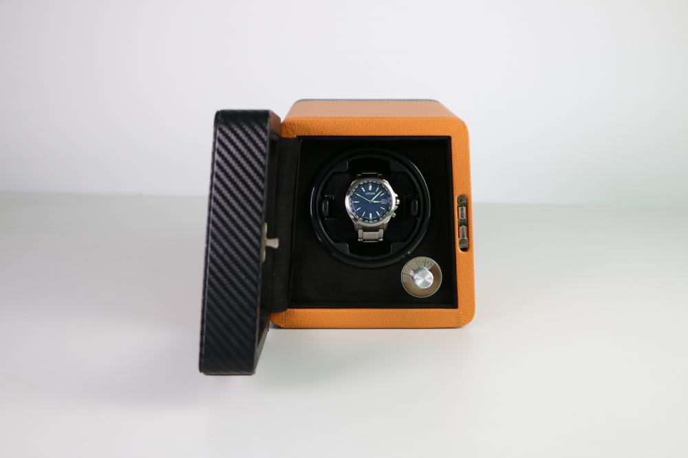Single Watch Winder Box Holder