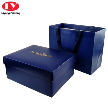 Clothing Boxes Packaging Custom Box Packages for Handbags