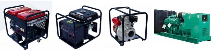 High Quality Natural Gas Generator
