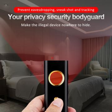 Hidden Camera Spy Bug Detector Anti Spy Wifi Camera Spy Camera Hidden Mini Camera GSM GPS Tracker Wiretap Spy Things Finder