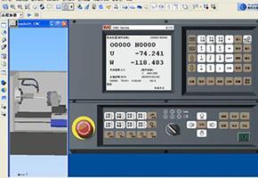 CNC turning programming