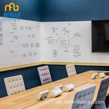 Custom Magnetic Erasable Whiteboard Wall Sticker För Office
