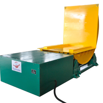Customized automatic turnover machine