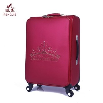 Promotional Different High Quality Large Capacity Luggage