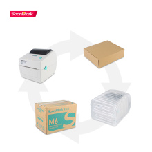 Soonmark 4 inch shipping label barcode thermal printer