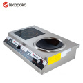 2 Burners Magnetic Induction Cooktop