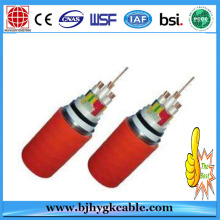 Fire proof BS6387 CWZ cable with fire alarm and emergency
