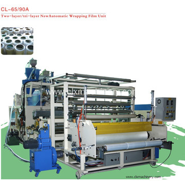 CL-65/90A LLDPE Stretch Film Machine