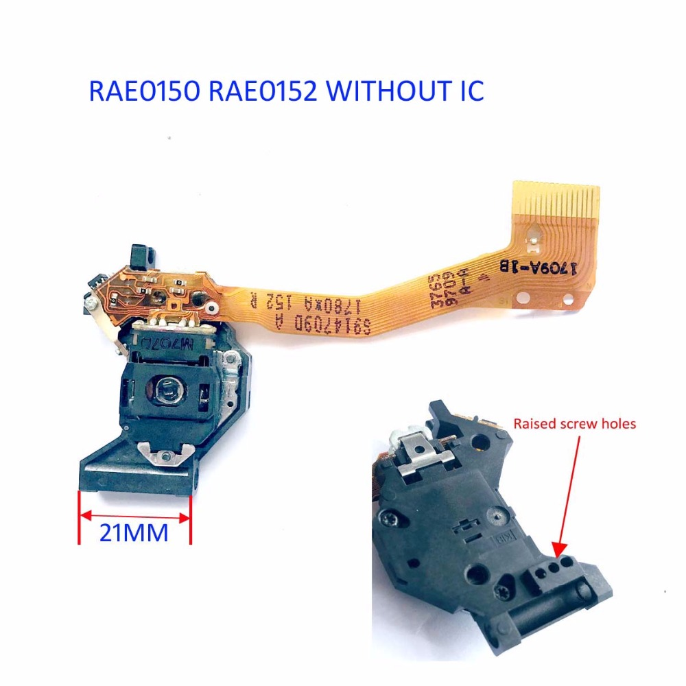 Original new RAE0150 RAE0152Z RAE0150Z RAE0152 Without ic for cd vcd player