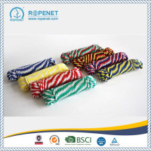 Mixed Colors PP Braid Derby Rope For Promotion