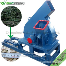 Wood chipper crusher machine for sale