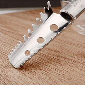18/8 Cheap Stainless Steel Fish Scale plane