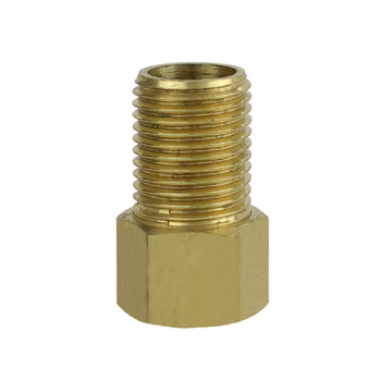 Brass Male/Female Threaded Adapter
