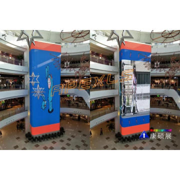 Popular Indoor P4mm Permanent LED video wall
