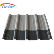 PVC ASA plastic anti-corrosive roofing tiles for villa