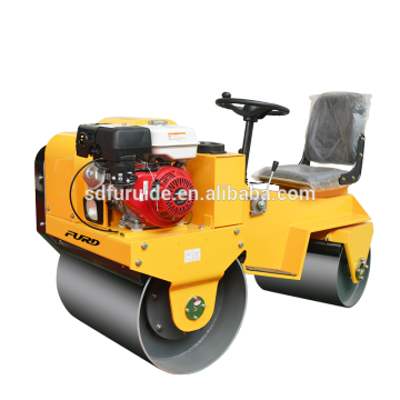 Best price mini road roller for soil compaction