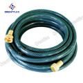 pvc garden hose water hose with brass fittings