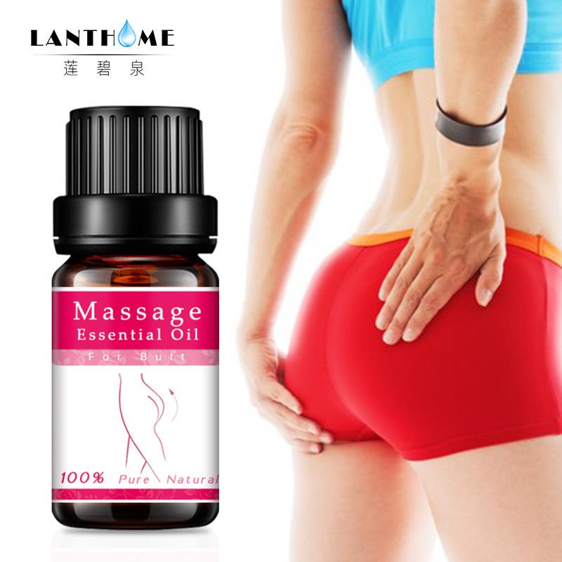 Lanthome women hot sexy Enlargement Lift Up Hips Buttock Massage Oil 10ml