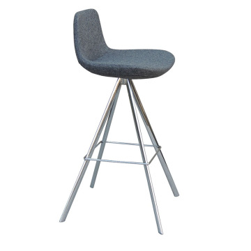 Modern Style Popular Pera Bar Chair