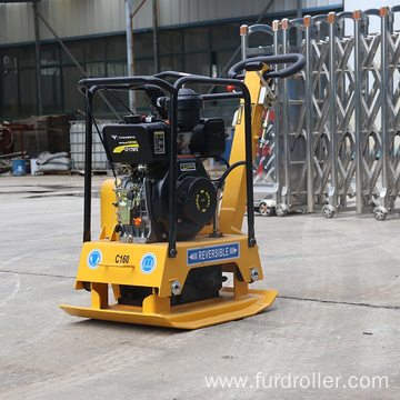 Walk behind plate compactor small vibrating plate compactor FPB-S30