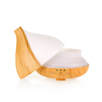 Wood Grain Portable Mini Diffuser Ndi Mafuta Ofunika
