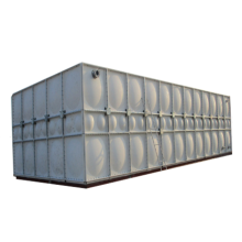 Large Capacity Simple Installation FRP Water Tank