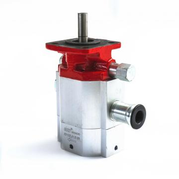 Splitting machine hydraulic pump