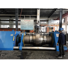API 6D Fully Welded Body Ball Valve
