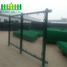 cheap 5 feet Galvanized chain link fencing